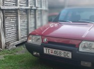 Skoda Favorit 136l, 1.3